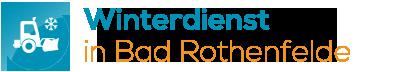 Winterdienst in Bad Rothenfelde | Gelford GmbH